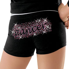 Glitz up your dance wear!